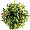 Wholesale Artificial Boxwood Ball Fake Boxwood Topiary Festival Decoration