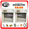 Newest Automatic 100 Eggs Incubator CE Approved Va-176