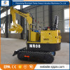 2017 New Style 800kg Mini Excavator Digger Made in China