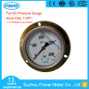100mm 400bar Oil Pressure Gauge with Stainless Steel
