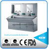 Hot Sale Stainless Steel Automatic Washing Sink