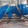 Water Turbulent Vortex Turbine for Hydro Power Plant