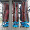 Mineral Processing Spiral Chute Separator Plant