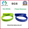 Personalized School Silione Band/Wristband/Wrist Band/Silicon Bracelets