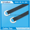 Ring Style Stainless Steel Cable Tie Cable Clamp