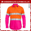 Oil Refinery Mechanic Pink Hi Vis Work Wear Safety