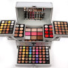 Makeup Case Lip Cream Blush Powder Eyeshadow Eyeliner Lip Pencil Contours for Professional Dresser