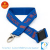 Wholesale 3D Screen Printed School Lanyard with Safety Lock