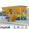 PLD800 Aggregate Weighing Hopper, 48m3/H Automatic Aggregate Batching System