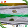 D-Ring Attachment Tarp PE Tarpaulin with UV Treated