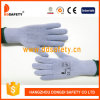 7 Gauge Flexible Knitted Packaging Pure Cotton Elastic Labor Gloves