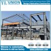 Prefab Ridged Engineered Steel Building Durable Frame Material