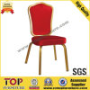 Hotel Classy Metal Rock Back Banquet Chair