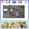 Full Autoamtic Small Scale Corn Snack Food Extruder Machine