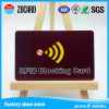 Special RFID Blocking Metal Foil Card for Theft Protection