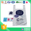 Plastic Vest Handle Printed Charity Bag