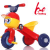 2017 New Model Tennis Prince Plastic Small Three EVA Wheels Foldable Kids Tricycle Trike with Music   and Light