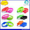 Shoe-Buckle Waterproof Soft PVC RFID Wristband