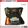 Double Cylinder Inflatable Pump Suitcase Car Air Compressor 12V Toolbox Portable