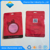 Custom Plastic Film Compound Ziplock Bag with Clear Window