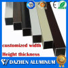 Best Quality Square Rectangular Tube Pipe Aluminum Profile with Color Coating