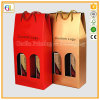 Top Selling Custom Cardboard Paper Red Wine Box