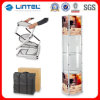 Good Quality Round Foldable Rotating Display Tower