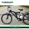 Electric Bicycle with Brushless Rear Motor