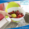 Wholesale Plastic Rolling Kitchen Baskets