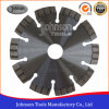 "5"" Reinforced Concrete Cutting Blade with Fast Cutting Turbo Segment"