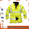 Reflective Safety Fleece Jacket for Men