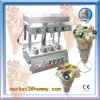 Pizza Cone Moduling Machine Corn Kono Cono Rotary Baking Oven