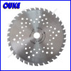 Multi Pin Hole Tct Circular Saw Blade for Grass