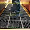 Flooring Anti-Slip Hole Water Drainage Rubber Kitchen Mat