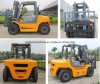 China Cheap Hydraulic 5t New Diesel Forklift Truck