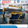 W11H-16X3200 hydraulic 3-roller Automatic plate bending rolling machine