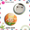 Cartoon Design Tin Button Badge