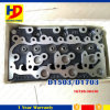 Excavator Kubota Cylinder Head D1503 D1703 Engine Part