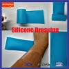 Strong Adhesvie Transparent Silicone Dressing for Damage Skin
