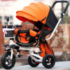 New Style 4 in 1 Kids Tricycle Baby Tricycle