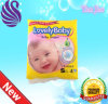 Super Thin Disposable Baby Diaper with Magic Tape