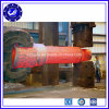 Hot Large Heavy Round Bar Open Die Wind Turbine Shaft Forging