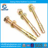 High Quality Color Zinc Plated Wedge Anchors