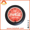 Factory Price Wholesale High Quality Coca Cola Background Neon Clock