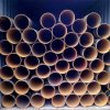 China Shengteng Brand ERW Black Round Steel Pipe/Tube with Export Packing