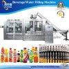 Automatic Pet Bottle Aseptic Hot Filler Juice Beverage Energy Drinks Soda Sparkling Water CSD Carbonated Soft Drink Bottling Dairy Filling Plant Capping Machine