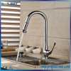 Single Lever Chrome Pull out Kitchen Mixer Tap