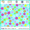 100% Polyester 300d Colorful Flower Printed Oxford Fabric for Table Covers