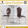 Hot Selling Round Back Stainless Steel Dining Chair