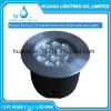 DC12V RGB IP68 Recessed Underwater LED Swimming Pool Light